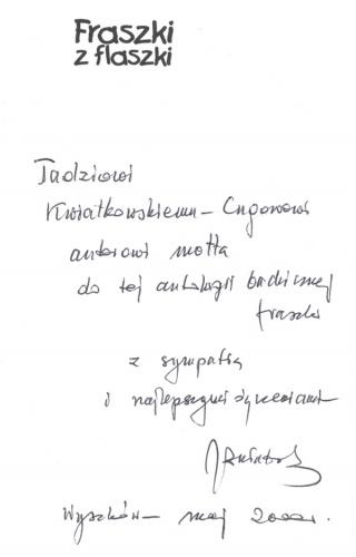 fraszki_z_flaszki_1997_dedykacja_500